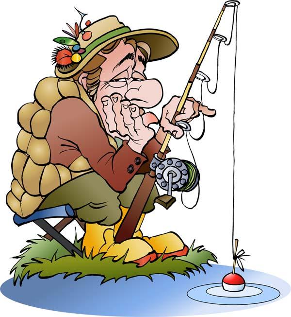 Angler fischt nach Ideen für den richtigen ambulanten Pflegedienst